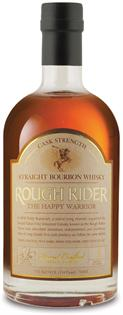 Rough Rider Bourbon Cask Strength The Happy Warrior 750ml